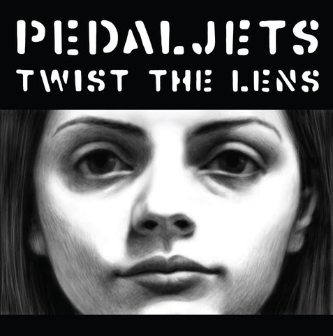 The Pedaljets | Twist the Lens - LP, CD Bundle