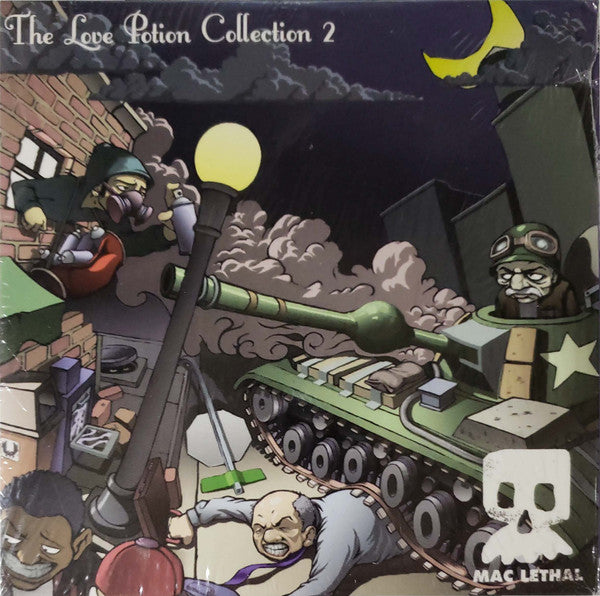 Mac Lethal | The Love Potion Collection 2