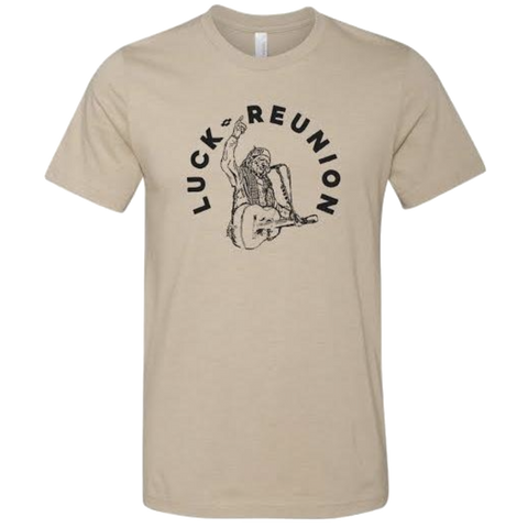Luck Reunion | 2018 Event T-Shirt
