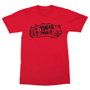 Piñata Protest | Youth Accordion T-Shirt