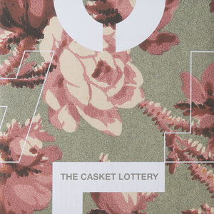 The Casket Lottery | Touché Amoré/The Casket Lottery Split EP - Colorful Floral