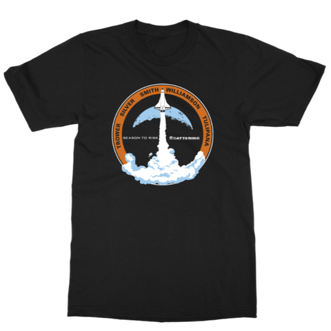 Season To Risk | Shuttle T-Shirt