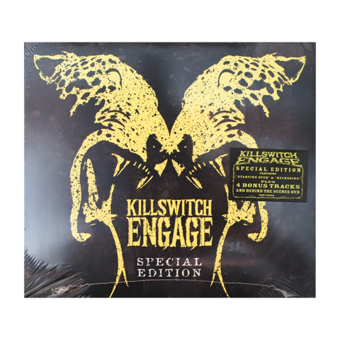 Killswitch Engage Vault | Special Edition CD+DVD
