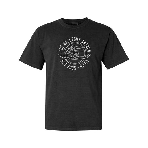 The Gaslight Anthem | Moto T-Shirt - Black