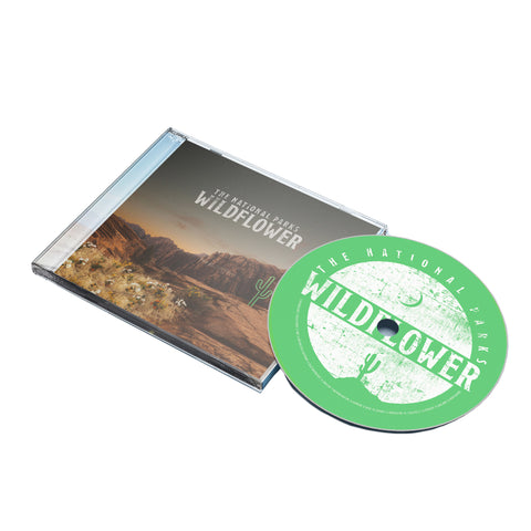 The National Parks | Wildflower CD + Digital Download *Preorder*