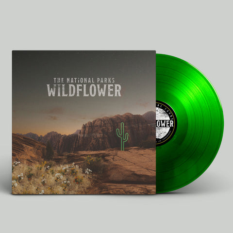 The National Parks | Wildflower LP + Digital Download *Preorder*