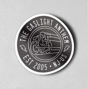 The Gaslight Anthem | Moto Vinyl Sticker