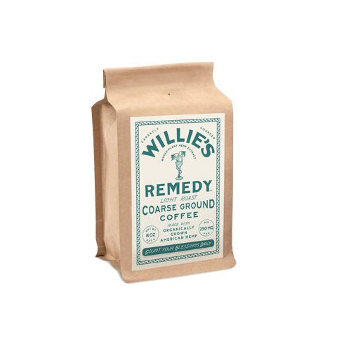 Luck Reunion | Willie's Remedy Coffee