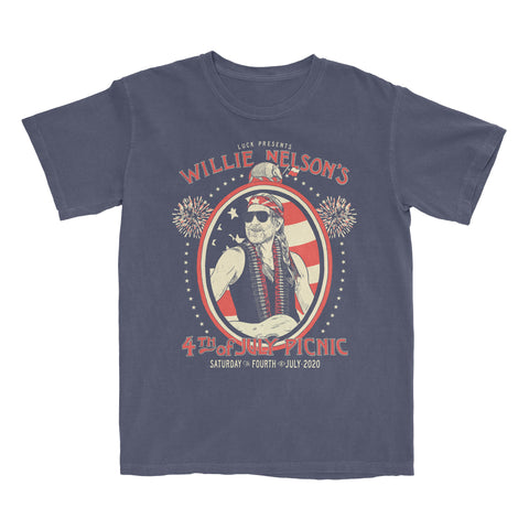 Luck Reunion | Willie's Picnic T-Shirt *PREORDER*
