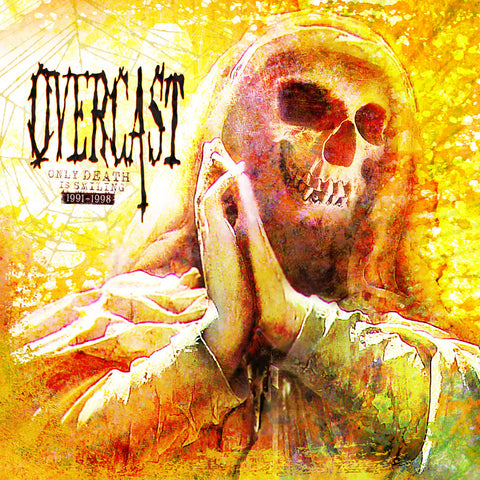 Overcast | Only Death Is Smiling CD