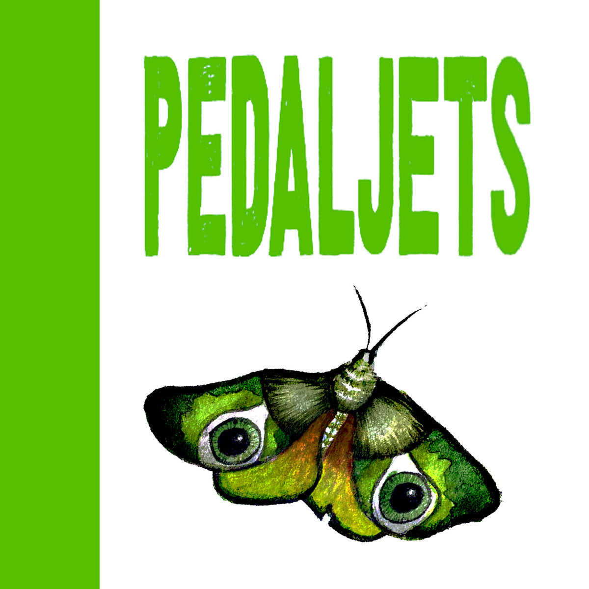 "The Pedaljets | 7"" Vinyl Single"