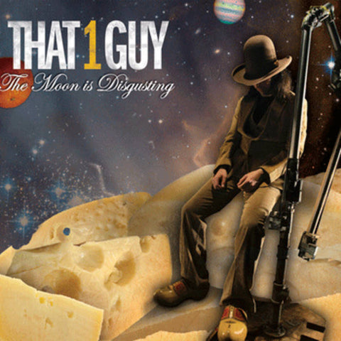 That 1 Guy | The Moon is Disgusting