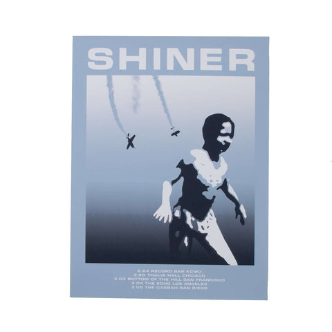 Shiner | 18X24 Airplane Poster