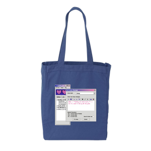 Ilana Glazer | Horny 4 Tha Polls Away Message Tote