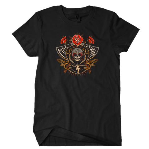 Mac Lethal | Axes T-Shirt