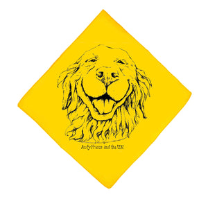 Andy Frasco | Happy Dog Bandana