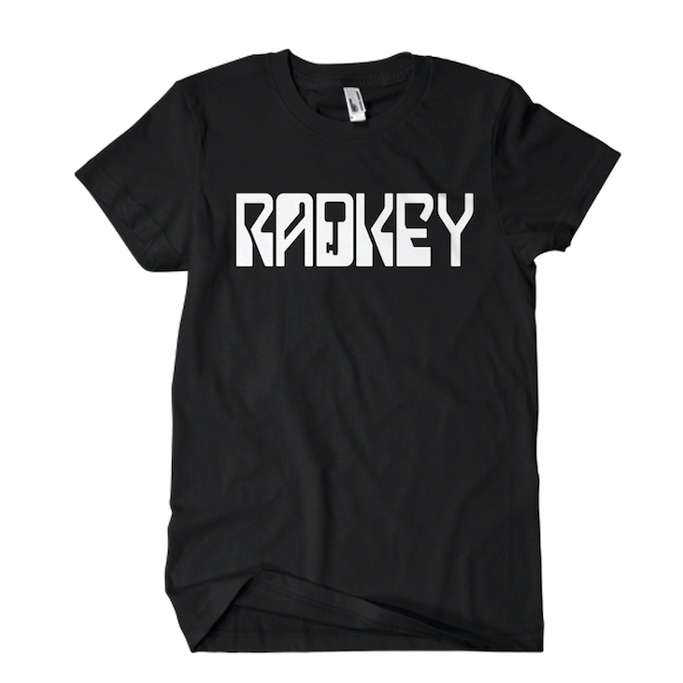 The Classic Radkey Key Design T-shirt