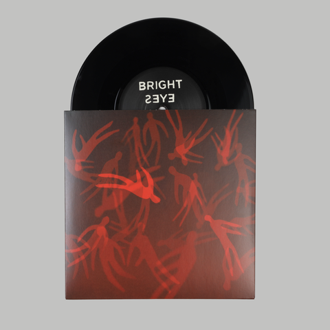 "Bright Eyes | Persona Non Grata 7"" Black"