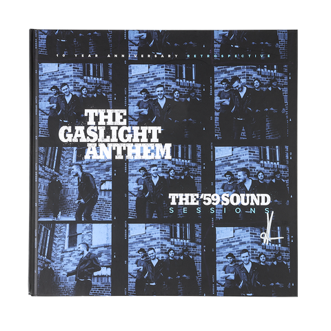 The Gaslight Anthem | The '59 Sessions - *Signed* Deluxe Photo Book + LP