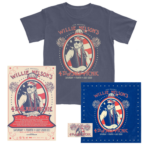 Luck Reunion | Willie's Picnic Ticket Bundle *PREORDER*