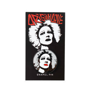 John Cameron Mitchell | Hedwig Portrait - Origin of Love Pin