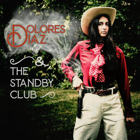 15P | Dolores Diaz & The Standby Club - Live at O'Leaver's Digital Download