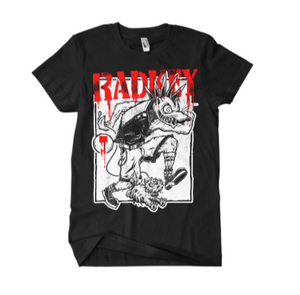 Radkey Cat and Mouse T-shirt