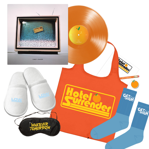 Chet Faker | Hotel Surrender Check-In Package *PREORDER*