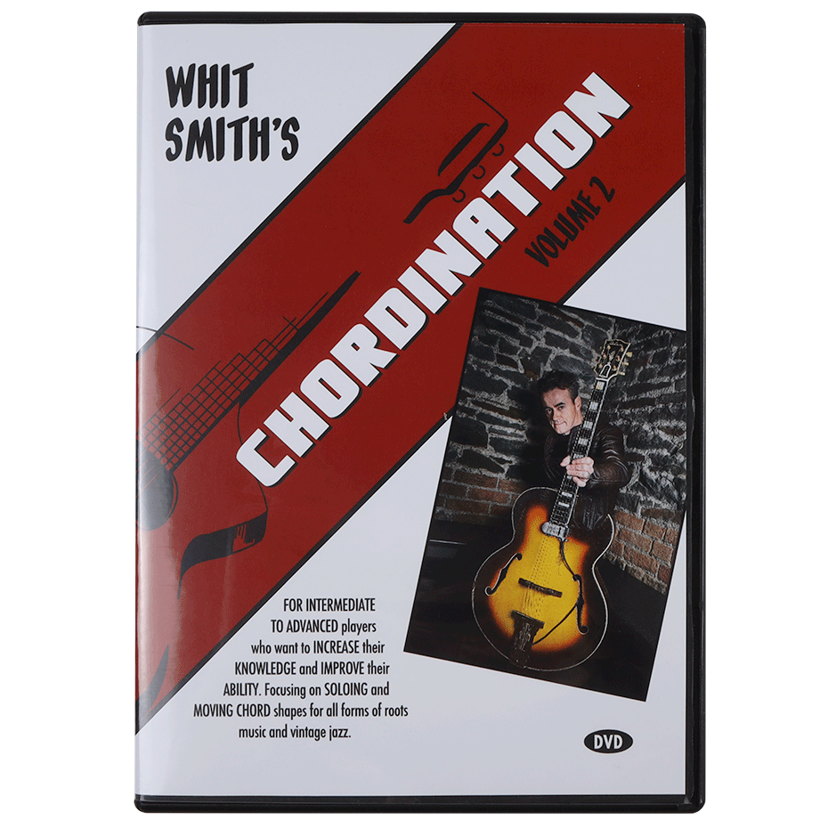 Hot Club of Cowtown | Whit Smith's Chordination Volume 2 DVD