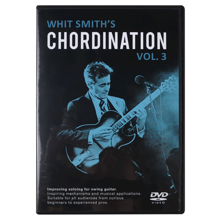 Hot Club of Cowtown | Whit Smith's Chordination 3 DVD