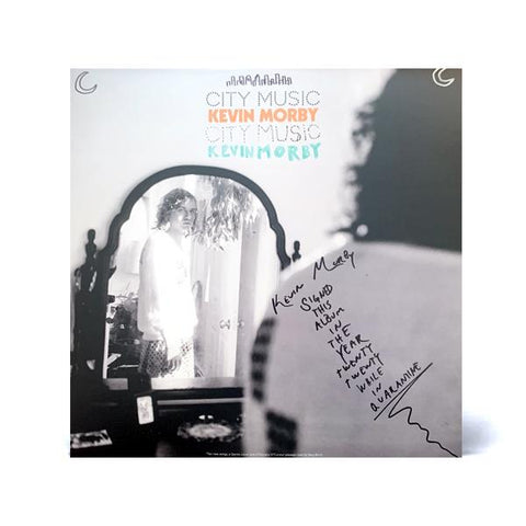 Kevin Morby | City Music Custom Cover LP *PREORDER*
