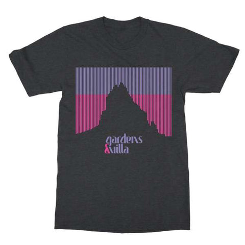 "Gardens and Villa ""Close Encounters"" T-shirt"