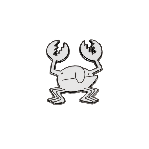Tommy Siegel | Crab Pin