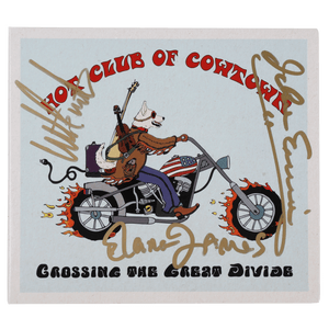 Hot Club of Cowtown | Crossing the Great Divide CD (2019) *Autographed*