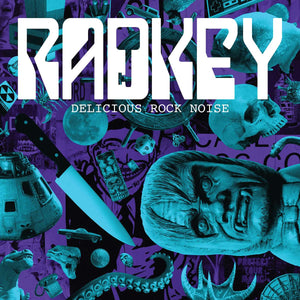 Radkey Delicious Rock Noise album art