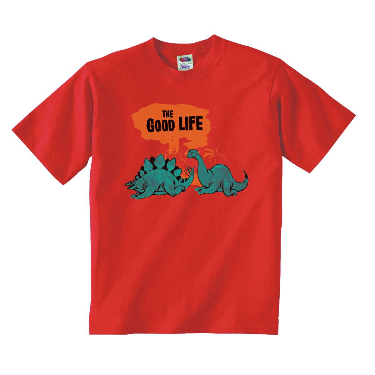 The Good Life | Youth Dinosaur T-Shirt