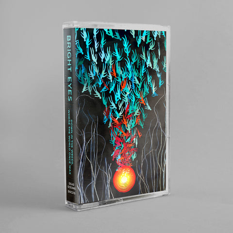 Bright Eyes | Down In The Weeds, Where The World Once Was Cassette *PREORDER*