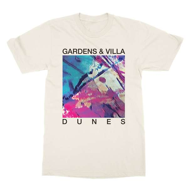 "Gardens and Villa ""Dunes"" t-shirt"