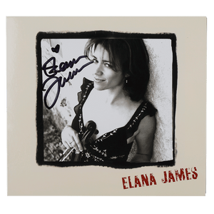 Hot Club of Cowtown | Elana James CD (2007) *Autographed*