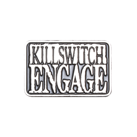 Killswitch Engage Vault | Logo Pin