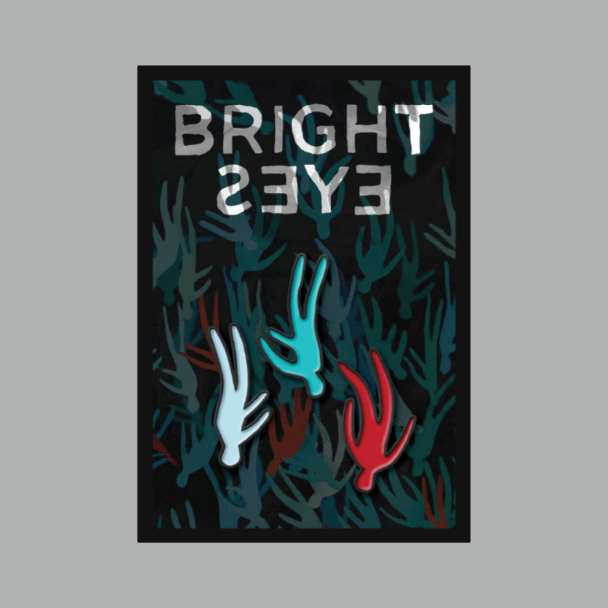 Bright Eyes | Figures Pins