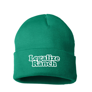 Eric Andre | Legalize Ranch Beanie