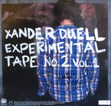 Xander Duell | Experimental Tape No. 2 Vol. 1 Signed LP