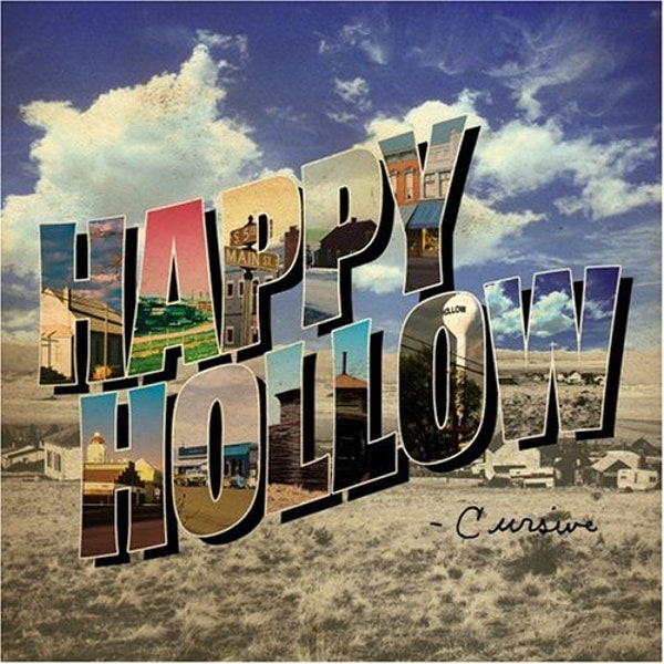 15P | Cursive - Happy Hollow CD