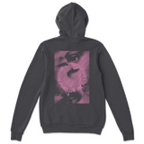 Princess Goes To The Butterfly Museum | Faces Hoodie