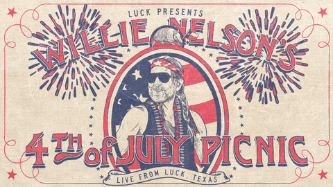 Luck Reunion | Willie's Picnic Ticket