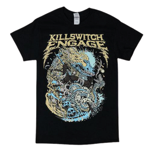 Killswitch Engage Vault | Dragon 2018 Tour T-Shirt