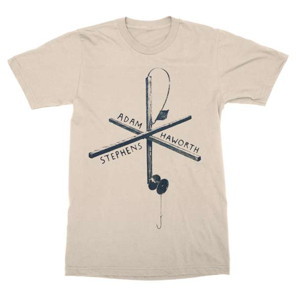 Adam Haworth Stephens | Fish Hook T-Shirt
