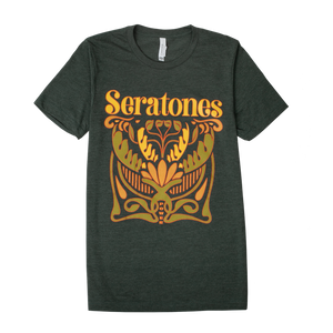 Seratones | Floral Power T-Shirt