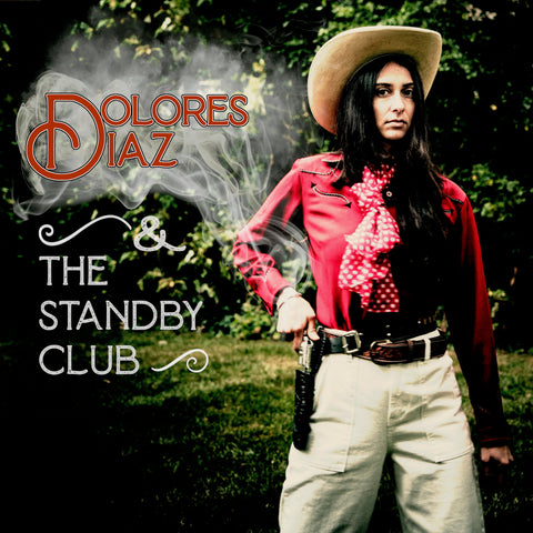 15P | Dolores Diaz - Live at O'Leaver's Vinyl + Digital Download